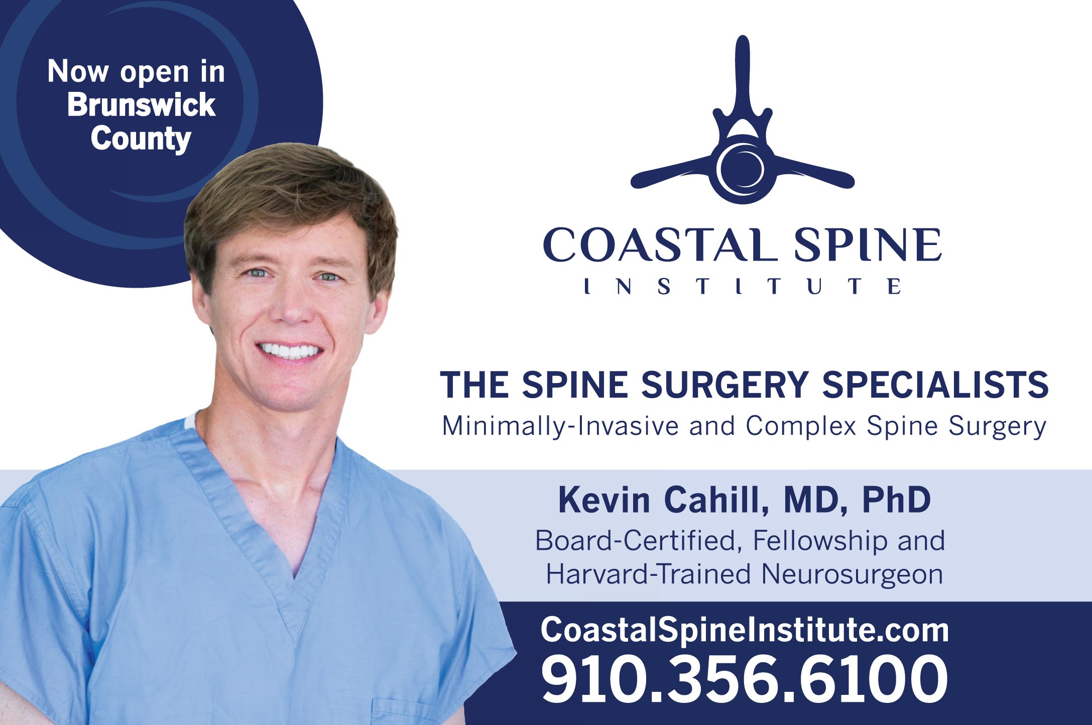 Coastal Spine Institute, PC – The Spine Surgery Specialists